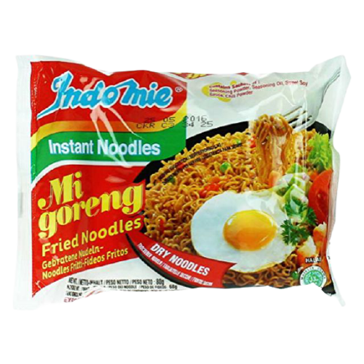Picture of 【Indo mie】Mie Goreng /Mie Instan/Masakan IndonesiaHALAL